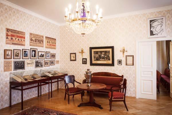 Квартира Шостаковича